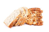 Rye bread, — Stock Photo