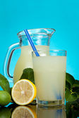 Fresh drink, lemonade — Stock Photo