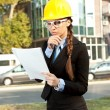 Stock Photo: Construction Supervisor