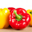 Group of peppers — Stock Photo #7363727