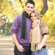 Young loving couple — Stock Photo #7932655
