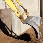 Excavator — Stock Photo #6770972