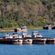 Barges - Stock Photo