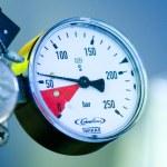 Pressure meter — Stock Photo #6895814