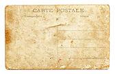 Fond de carte postale vintage — Photo