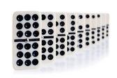 Domino — Stock Photo