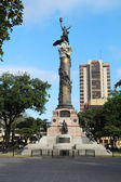 Statue of Liberty in Guayaquil, Ecuador — Stock Photo