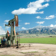 Bakersfield Oil — Stock Photo