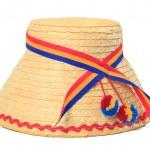 Romanian traditional hat — Stock Photo