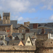 Roofs at Saint Michel — Foto de Stock