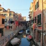 Venetian canal — Stock Photo #7329096