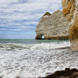 La Falasise d'Amont-Etretat — Stock Photo #7471616