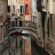 Small canal in Venice — Stock Photo #7625410