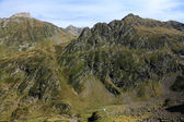 Landscape in Pyrenees mountains — Stock Photo