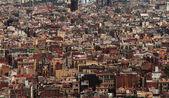 Abstract metropolis — Stock Photo