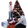 Christmas joy — Stock Photo #7938509