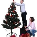Украшения рождественской елки — Стоковое фото