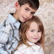 Boy and Girl together — Stock Photo #7744297