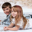 Boy and Girl together — Stock Photo #7744300