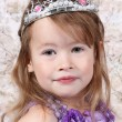 Little girl Dressed at Princess — Stock Photo #7744425