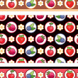 Berry background — Stock Vector #7101820