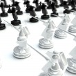 Chess image — Stock Photo