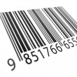 Barcode — Stock Photo #6998469