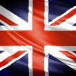 UK Flag — Stock Photo #7006368