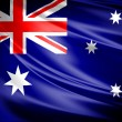 Royalty-Free Stock Photo: Flag of Australia