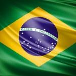 Flag of Brazil — Stock Photo #7381892