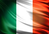 Flag of Ireland — Stock Photo