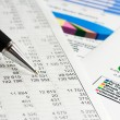 Financial reports — Stock Photo #7872000
