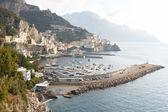Amalfi — Stockfoto