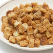 Stock Photo: Croutons