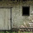 Stock Photo: Old house exterior