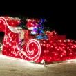 Christmas sleigh — Stock Photo #7603818