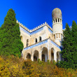 Ruins of Mosque in Semeiz, Crimea. — Stock Photo