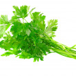 Fresh parsley on white background. Isolated — Stock Photo #6913495