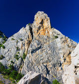 Crimea mountain landscape. Ukraine. — Stock Photo