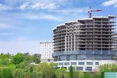 Building under construction — Foto de Stock