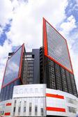 ビジネスの近代的な建物 — ストック写真