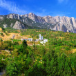 Royalty-Free Stock Photo: Crimea mountains  Ai-Petri  landscape. Ukraine.