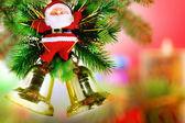 Christmas, New Year decoration-Santa Claus. — Stock Photo