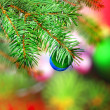 Christmas and New Year decoration. — Stock Photo #7777841
