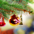 Christmas and New Year decoration. — Stock Photo #7778345