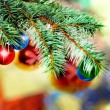 Christmas and New Year decoration. — Stock Photo #7778714
