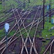 Railway network - Stock Photo