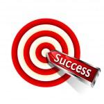 Concept success — Stock Vector #7599289