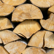 Fire woods — Stock Photo