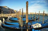 Venice, Canal Grande — Stock Photo